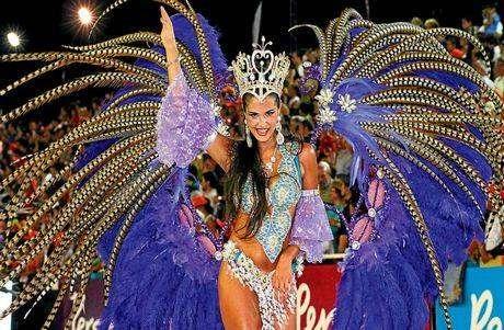 карнавал Гуалегуайчу фото