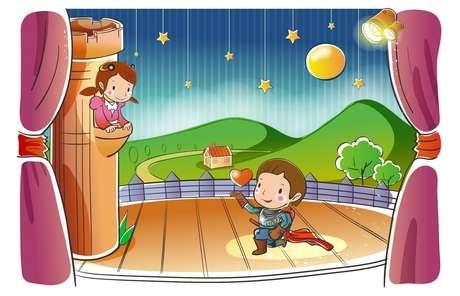 картинка детский спектакль