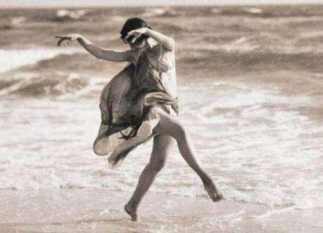 Айседора Дункан танец фото