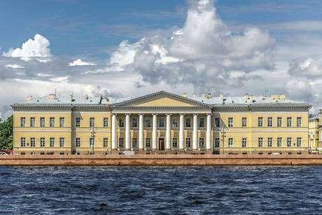 Зоологический музей Санкт-Петербурга фото