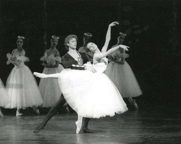 балет Мариуса Петипа фото