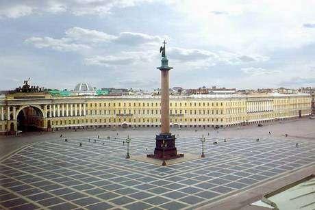 Дворцовая площадь Санкт-Петербурга фото