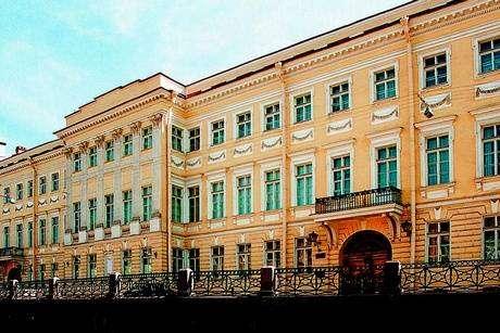 Музей-квартира Пушкина фото