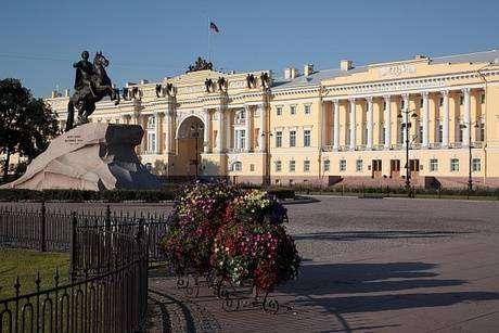 Сенатская площадь Санкт-Петербурга