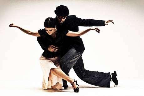 танец двоих фото