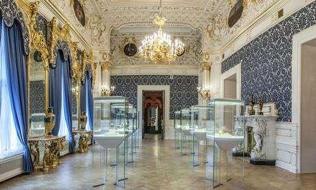 Музей Фаберже Санкт-Петербурга