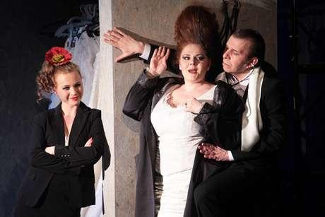 Женитьба Фигаро фото спектакля