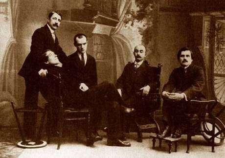 Футуристический театр фото