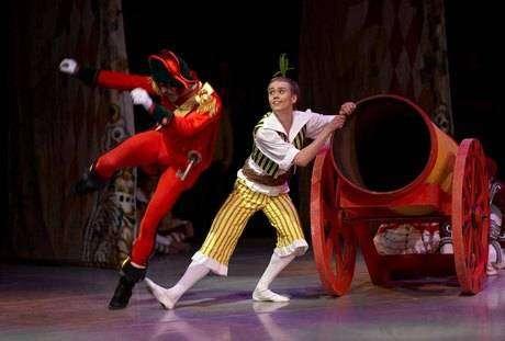 детский балет фото