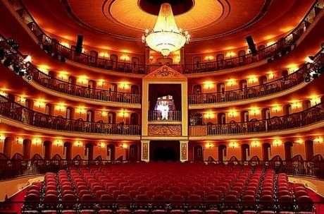 театр, туристы, спб