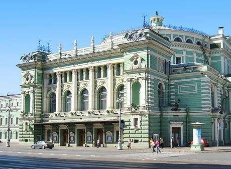 мариинский театр, мариинка, историческая сцена мариинки