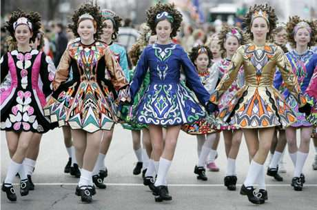 танцы народов мира фото