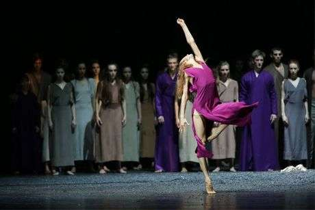 танец, модерн, contemporary, саша вальц, балет