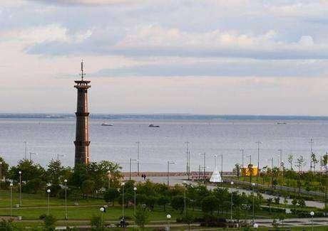 Парк 300-летия Санкт-Петербурга фото