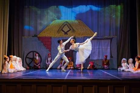 балет фото