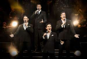 концерт IL DIVO в рамках премии «NCA Saint Petersburg Music Awards»>